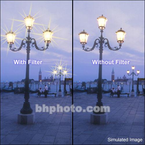"Tiffen 5 x 5"" Hollywood Star Effect Glass Filter"