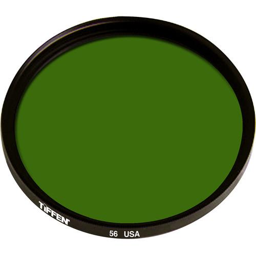 Tiffen 62mm Green #56 Filter