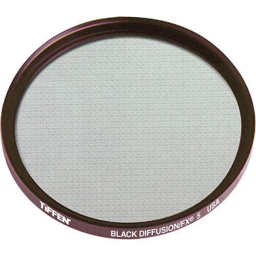 Tiffen 62mm Black Diffusion/FX 5 Filter