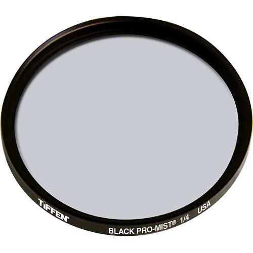 Tiffen 62mm Black Pro-Mist 1/4 Filter