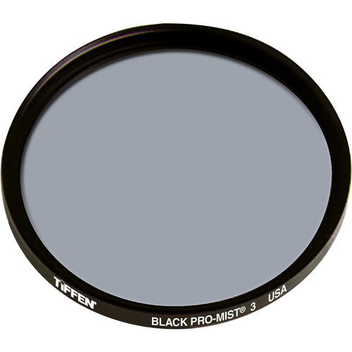 Tiffen 62mm Black Pro-Mist 3 Filter
