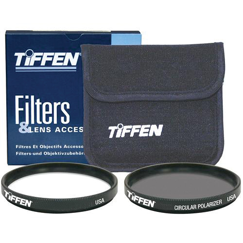 Tiffen 62mm Protection Filter Kit