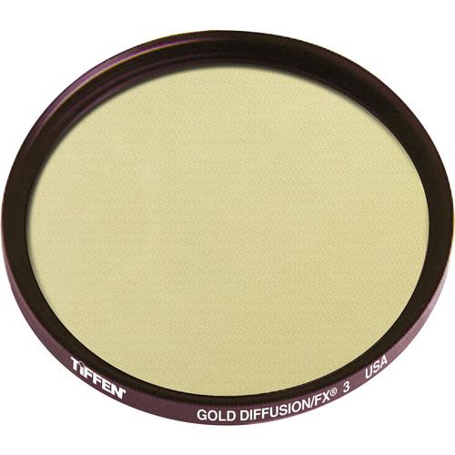 Tiffen 62mm Gold Diffusion/FX 3 Filter