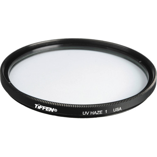 Tiffen 62mm UV Haze 1 Filter