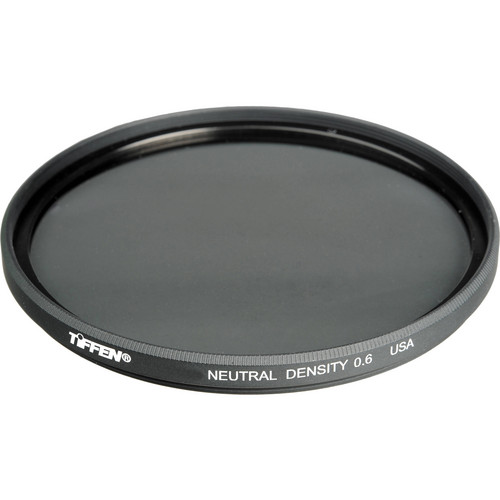 Tiffen 62mm ND 0.6 Filter (2-Stop)
