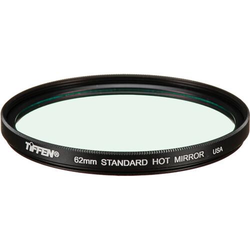 Tiffen 62mm Standard Hot Mirror Filter