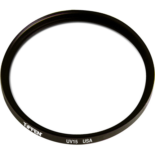 Tiffen 62mm UV 15 Filter