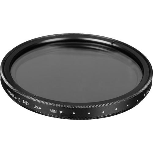 Tiffen 62mm Variable Neutral Density Filter