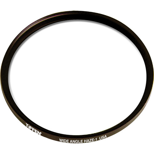 Tiffen 62mm UV Haze 1 Wide Angle Mount Filter