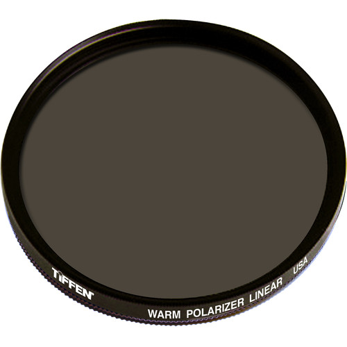 Tiffen 62mm Warm Linear Polarizer Filter