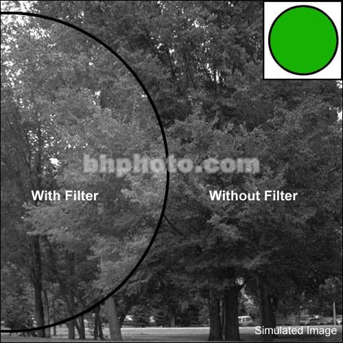 """Tiffen 4 x 6"""" #56 Light Green Filter"""