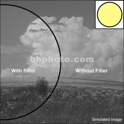 "Tiffen 4 x 6"" #6 Yellow 1 Filter"