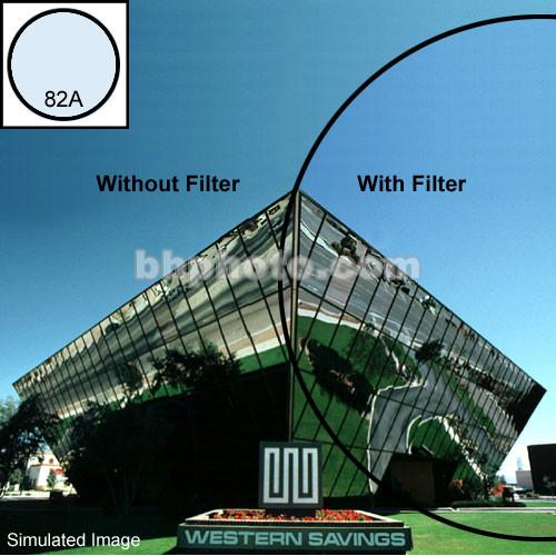 "Tiffen 4 x 6"" 82A Light Balancing Filter"