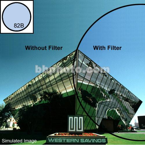"Tiffen 4 x 6"" 82B Light Balancing Filter"