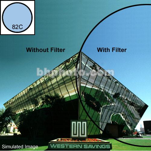 "Tiffen 4 x 6"" 82C Light Balancing Filter"