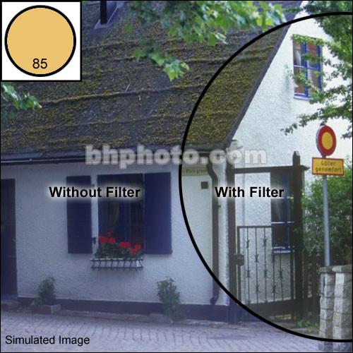 "Tiffen 4 x 6"" 85 Color Conversion Filter"