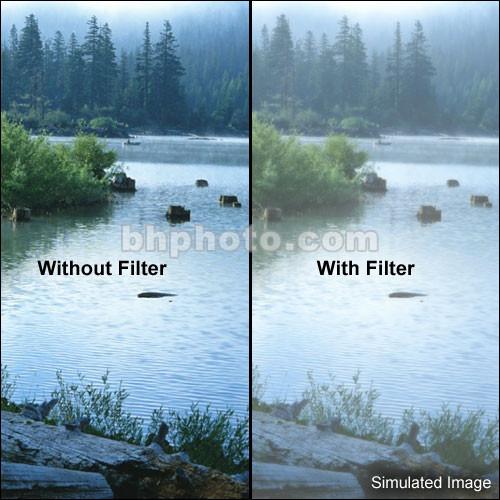 "Tiffen 6 x 4"" Double Fog 1/4 Filter"