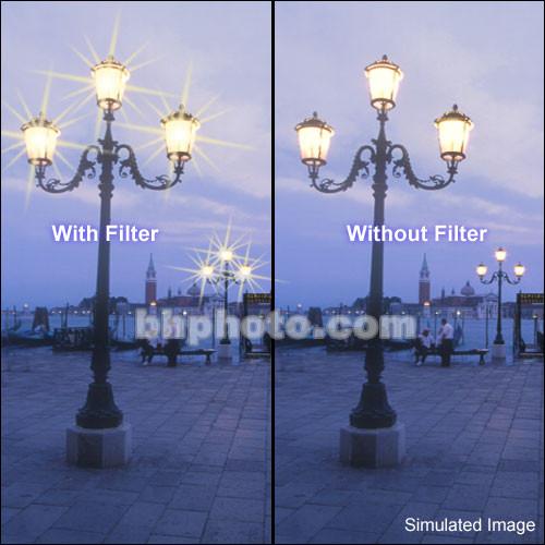 "Tiffen 6 x 4"" North Star Effect Glass Filter"