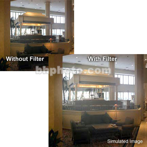 "Tiffen 4 x 6"" Smoque 3 Filter"