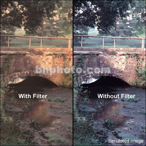"Tiffen 4 x 6"" Warm Pro-Mist 1/8 Filter"