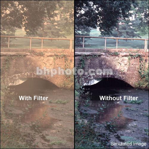 "Tiffen 4 x 6"" Warm Pro-Mist 4 Filter"