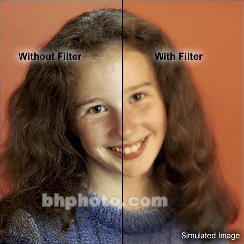 """Tiffen 4 x 6"""" Warm Soft/FX 2 Filter"""