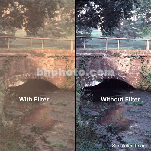 """Tiffen 4 x 6"""" Warm Soft/FX 3 Filter"""