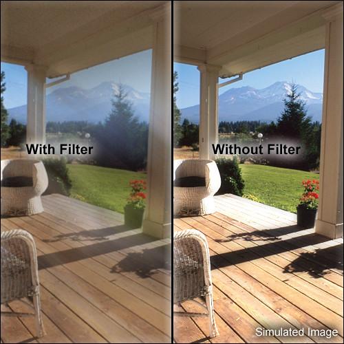 "Tiffen 6.6 x 6.6"" Black Pro-Mist 5 Filter"