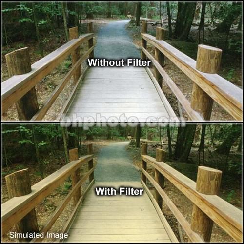 """Tiffen 6.6 x 6.6"""" 1 Straw Hard-Edge Graduated Filter"""