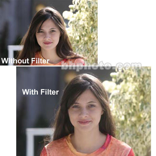 "Tiffen 6.6 x 6.6"" Glimmerglass 3 Filter"