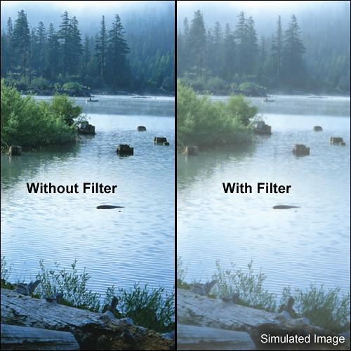 "Tiffen 6 x 6"" Double Fog 1/8 Filter"