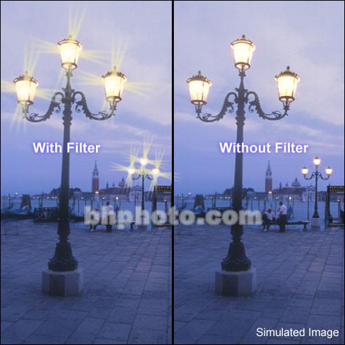 "Tiffen 6 x 6"" Hollywood Star Effect Glass Filter"
