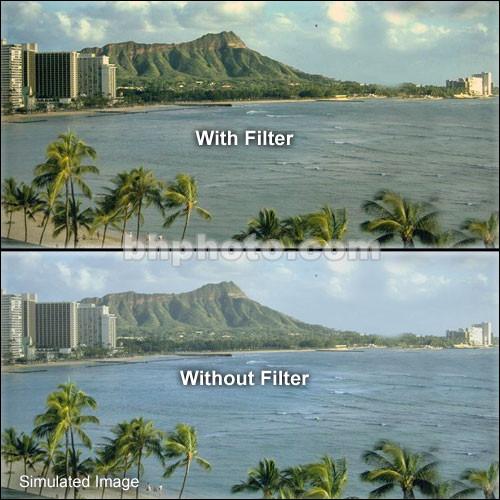 "Tiffen 6 x 6"" Warm UV 17 Filter"