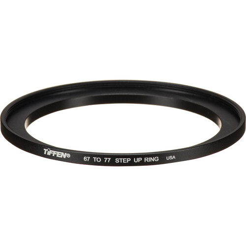 Tiffen 67-77mm Step-Up Ring