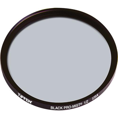 """Tiffen 6"""" Round Black Pro-Mist 1/2 Filter (Unmounted)"""