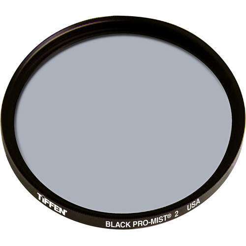 "Tiffen 6"" Round Black Pro-Mist 2 Filter"