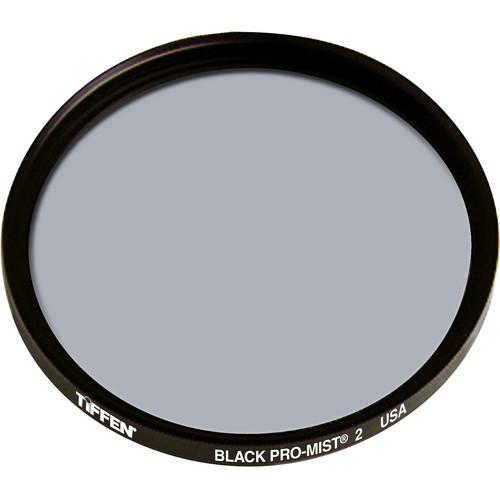"""Tiffen 6"""" Round Black Pro-Mist 2 Filter (Unmounted)"""