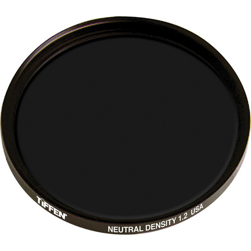 "Tiffen 6"" (Mounted) Neutral Density (ND) 1.2 Filter"