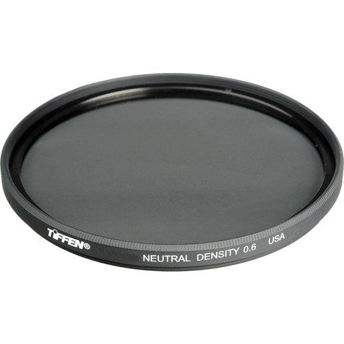 "Tiffen 6"" (Mounted) Neutral Density (ND) 0.6 Filter"