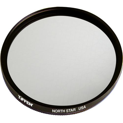 """Tiffen 6"""" (Unmounted) North Star Effect Filter"""