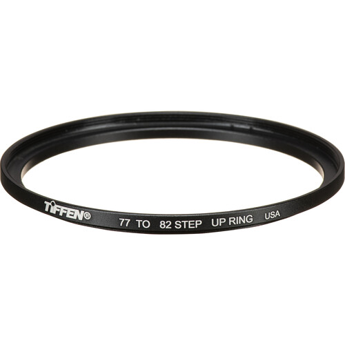 Tiffen 77-82mm Step-Up Ring