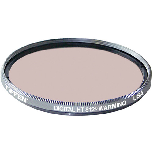 Tiffen 77mm 812 Warming Digital HT (High Transmission) Multi-Coated Glass Filter