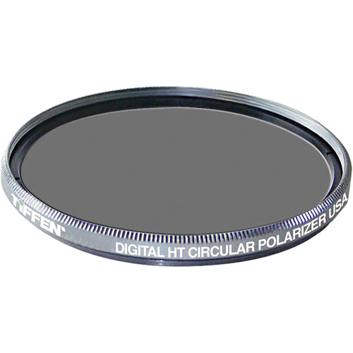 Tiffen 77mm Digital HT (High Transmission) Circular Polarizing Multi-Coated Filter