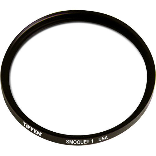 Tiffen 77mm Smoque 1 Filter