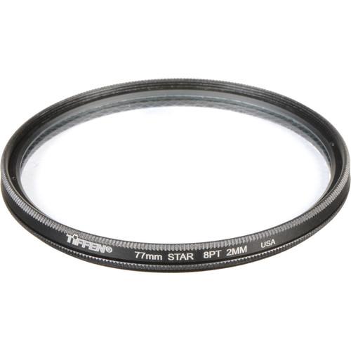 Tiffen 77mm 8pt/2mm Grid Star Effect Filter