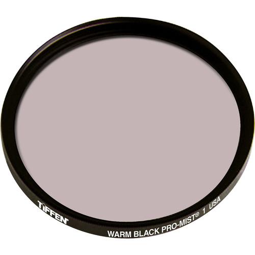 Tiffen 77mm Warm Black Pro-Mist 1 Filter