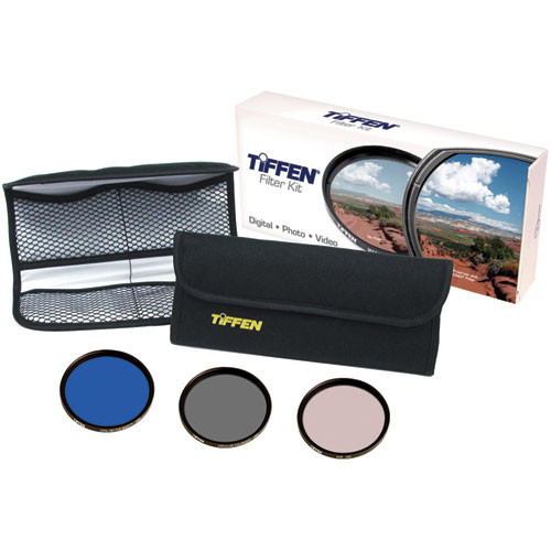 Tiffen 82mm Scene Maker Filter Kit