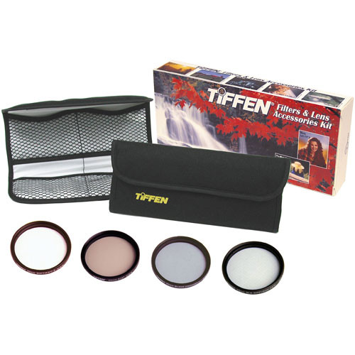 Tiffen 82mm Film Look Digital Video Filter Kit with Waist Pack