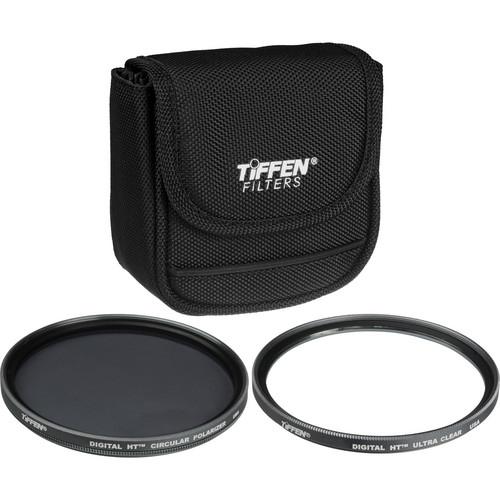Tiffen 82mm Digital Twin Pack Filter Kit
