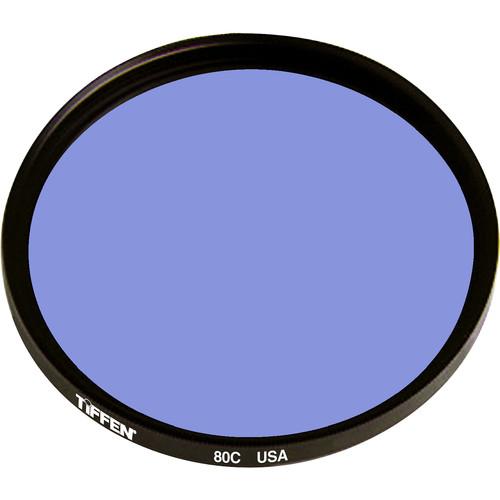 Tiffen 86mm 80C Color Conversion Filter (Coarse Threads)